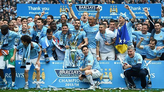 Manchester City won the title but did any of their players make this top 10 of goals?