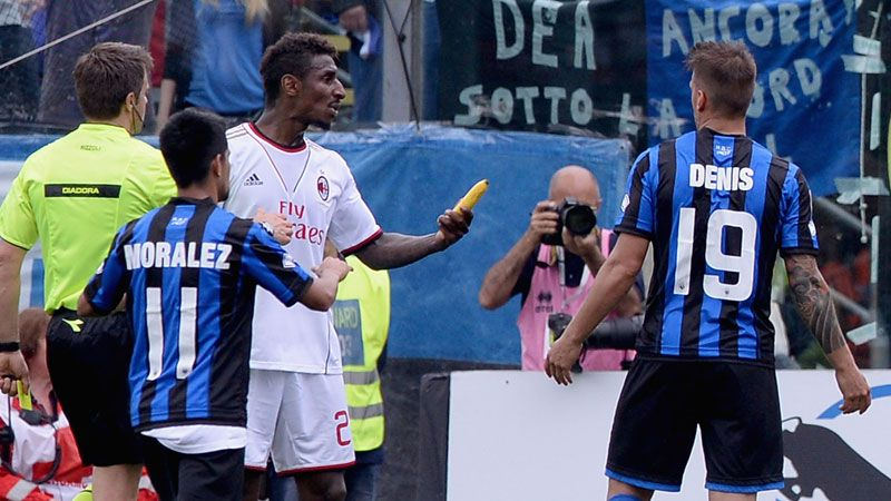 Kevin Constant was the victim of racist abuse at the weekend.