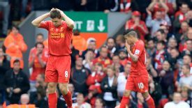 Steven Gerrard and Liverpool came so close to winning the title but in the end, they fell short.