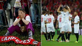Sevilla beat Benfica on penalties