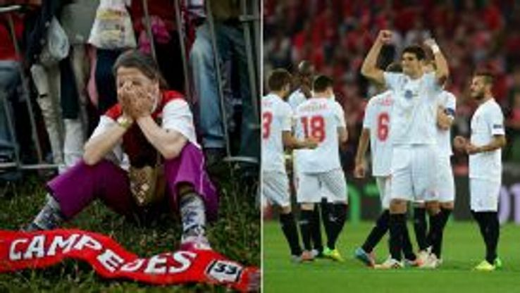 Sevilla beat Benfica on penalties