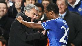 Jose Mourinho suggested Samuel Eto'o was older than 33 earlier this season.