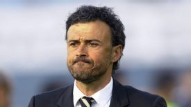 Luis Enrique will leave Celta Vigo after just one season in charge.