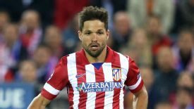 Diego Ribas appears set to leave Atletico Madrid this summer.
