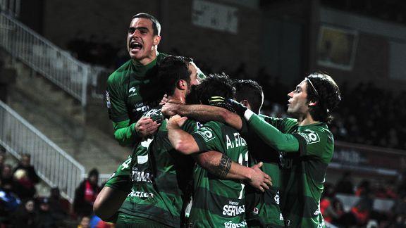 Eibar have enjoyed an impressive season in the Segunda Division.
