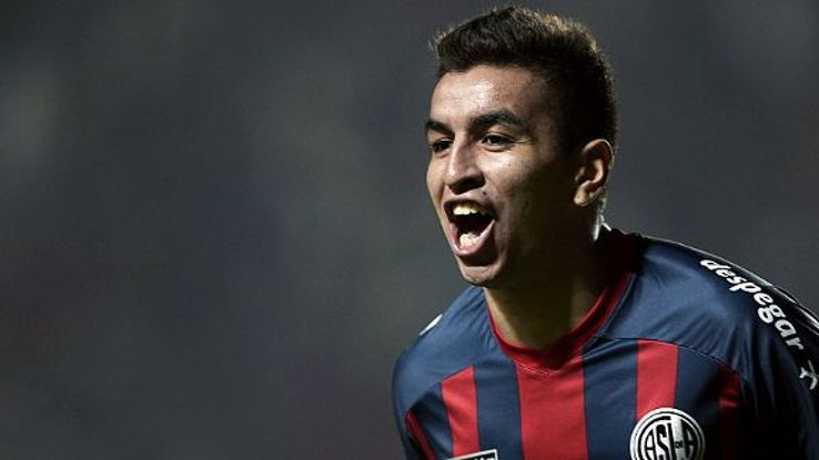 Angel Correa has also been linked with Arsenal and Barcelona.