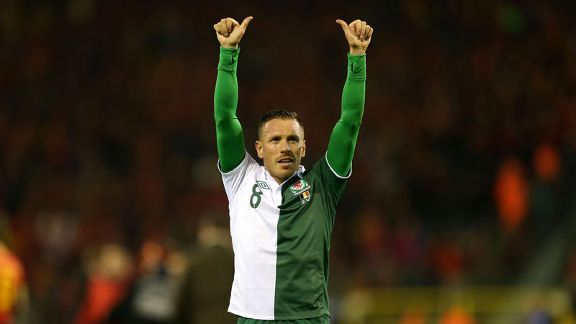 Craig Bellamy won the last of his 73 caps for Wales in October.