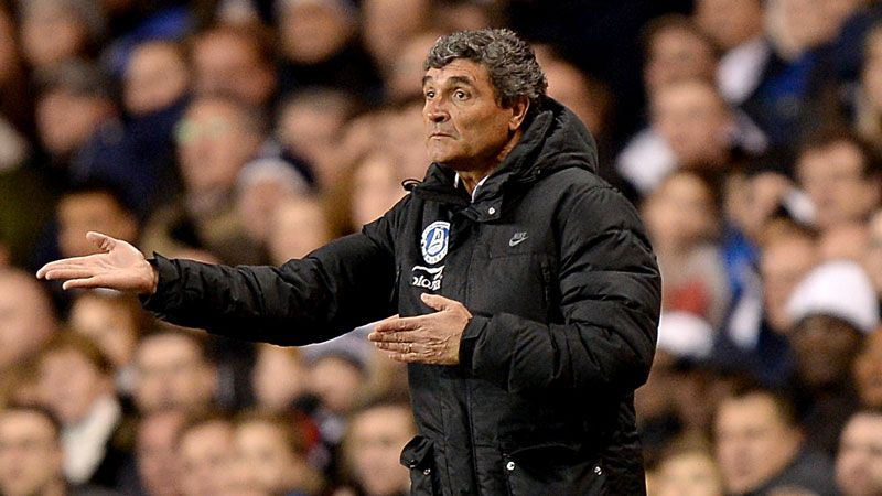 Juande Ramos spent four years with Dnipro.