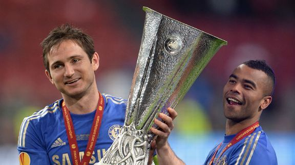 Frank Lampard and Ashley Cole enjoyed hugely successful careers with Chelsea.
