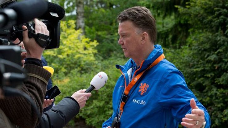 Louis van Gaal has yet to bring in a new signing at Manchester United.
