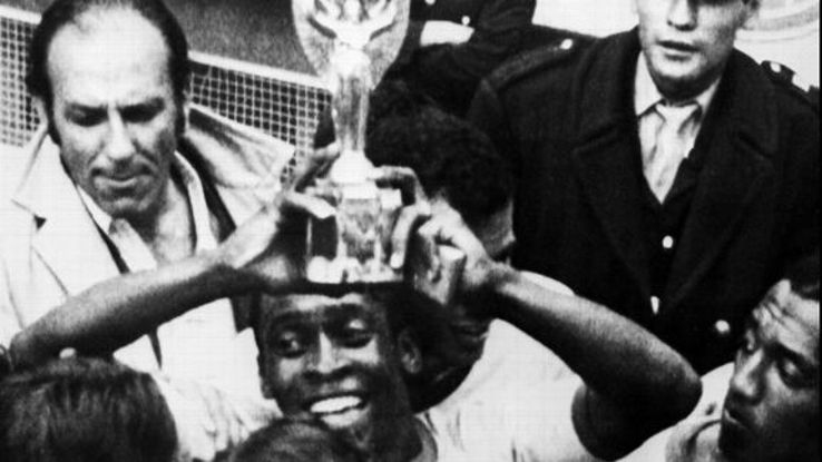 The 1950 loss was imperative in motivating a generation of Brazilians, like Pele, to succeed.