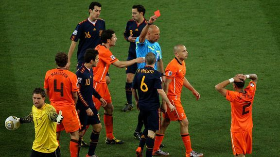 Referee profiles