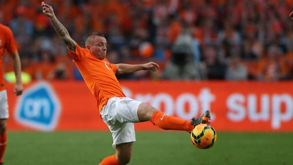 Jordy Clasie, linked with Manchester United, is tipped for a bright future.
