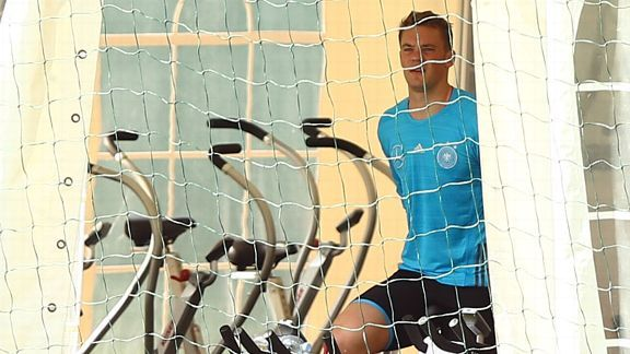 Neuer to miss Cameroon friendly