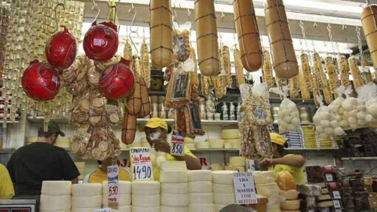 If cheese is your thing, then Belo Horizonte has numerous varieties on offer.