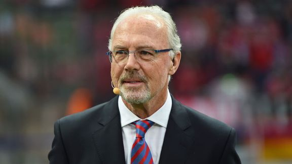 Franz Beckenbauer enjoyed a hugely successful career as a player and a coach.