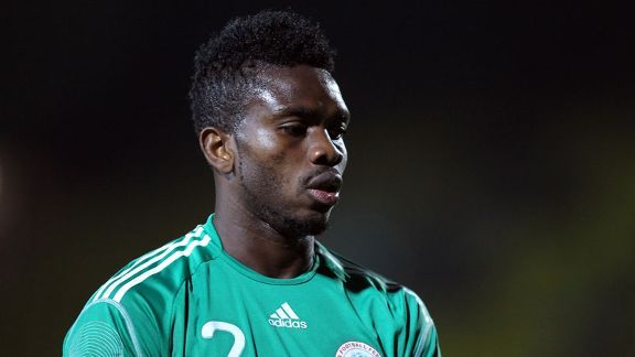 Joseph Yobo could become Nigeria's first player to hit the 100 cap mark.