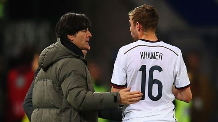 Joachim Loew may need to put his faith in Christoph Kramer in Brazil.