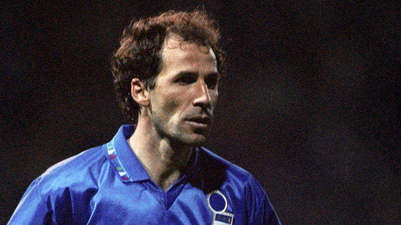 Franco Baresi Italy 1993