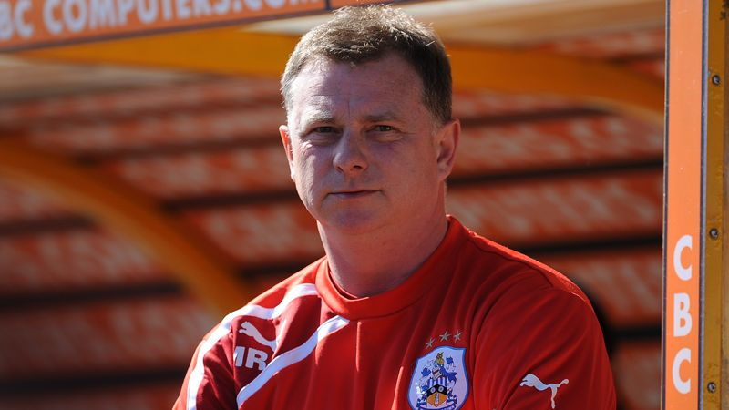 Mark Robins lasted just 90 minutes in the 2014-15 season.