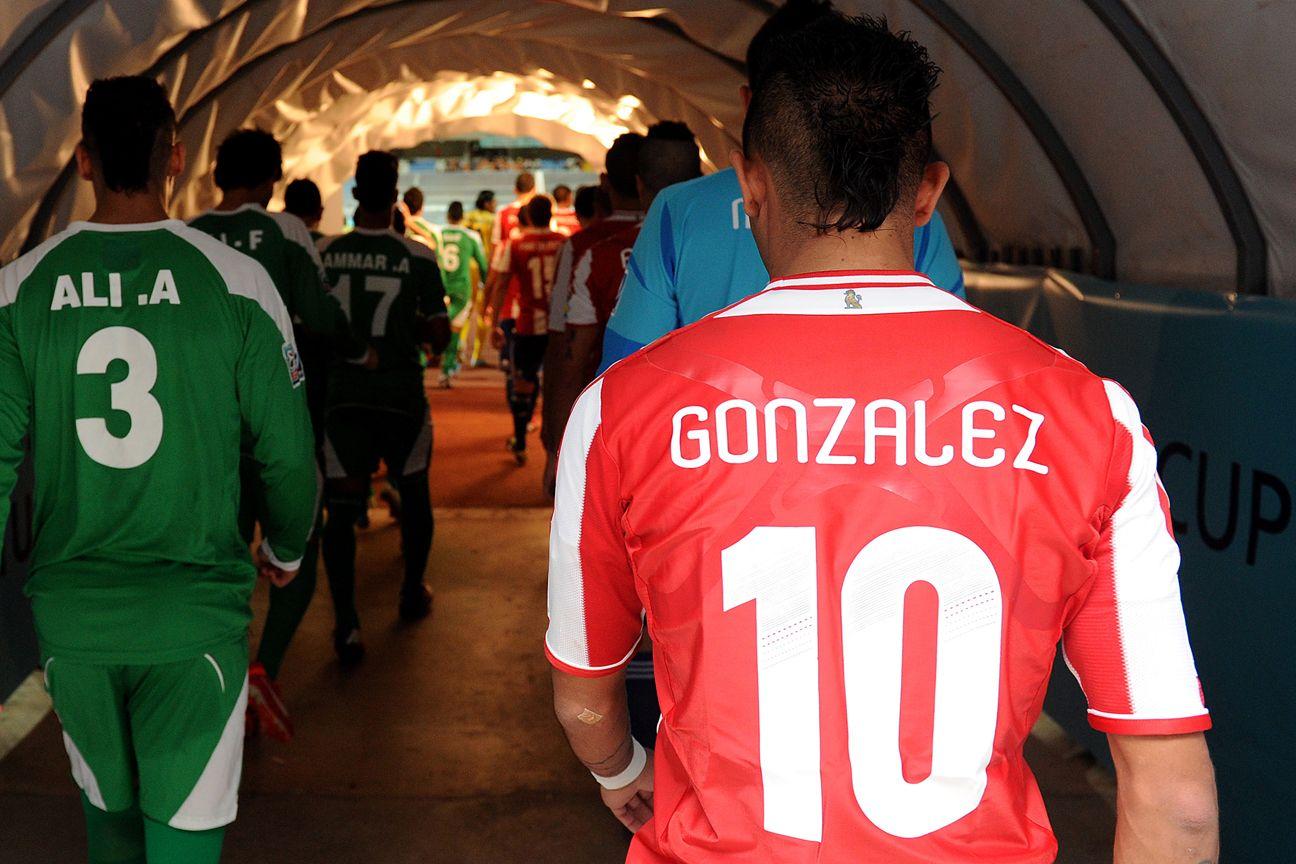 Derlis Gonzalez