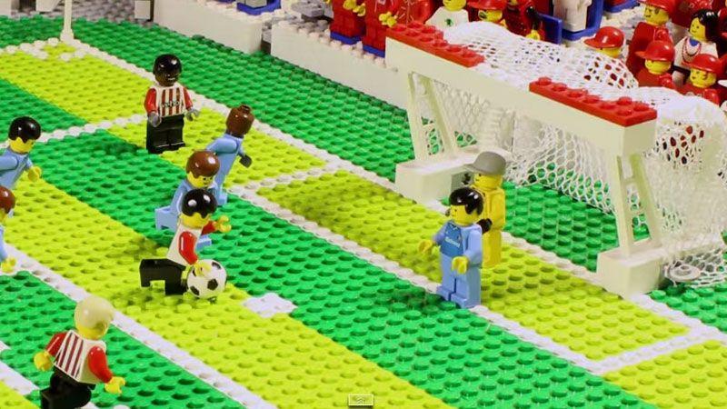 Lego Southampton Sunderland