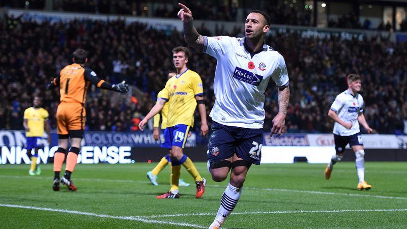 Bolton Wanderers Craig Davies