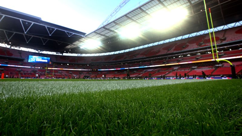 wembley pitch