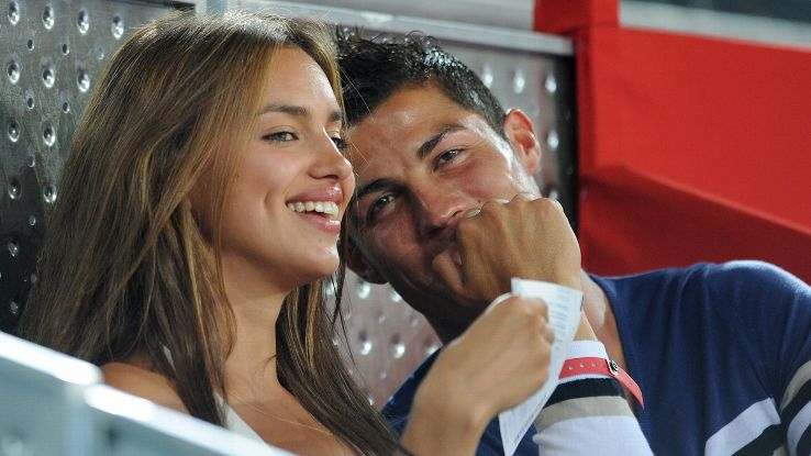 Image result for Irina Shayk and cr7