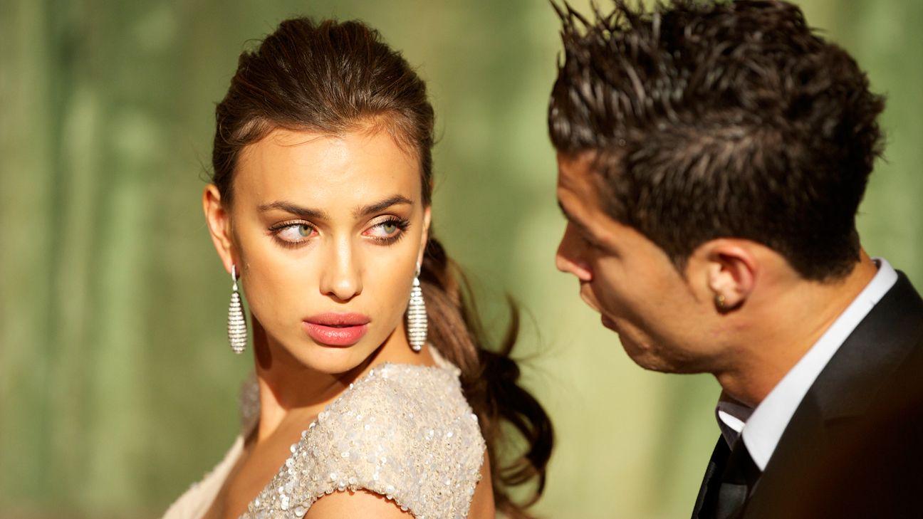Cristiano Ronaldo and Irina Shayk 2