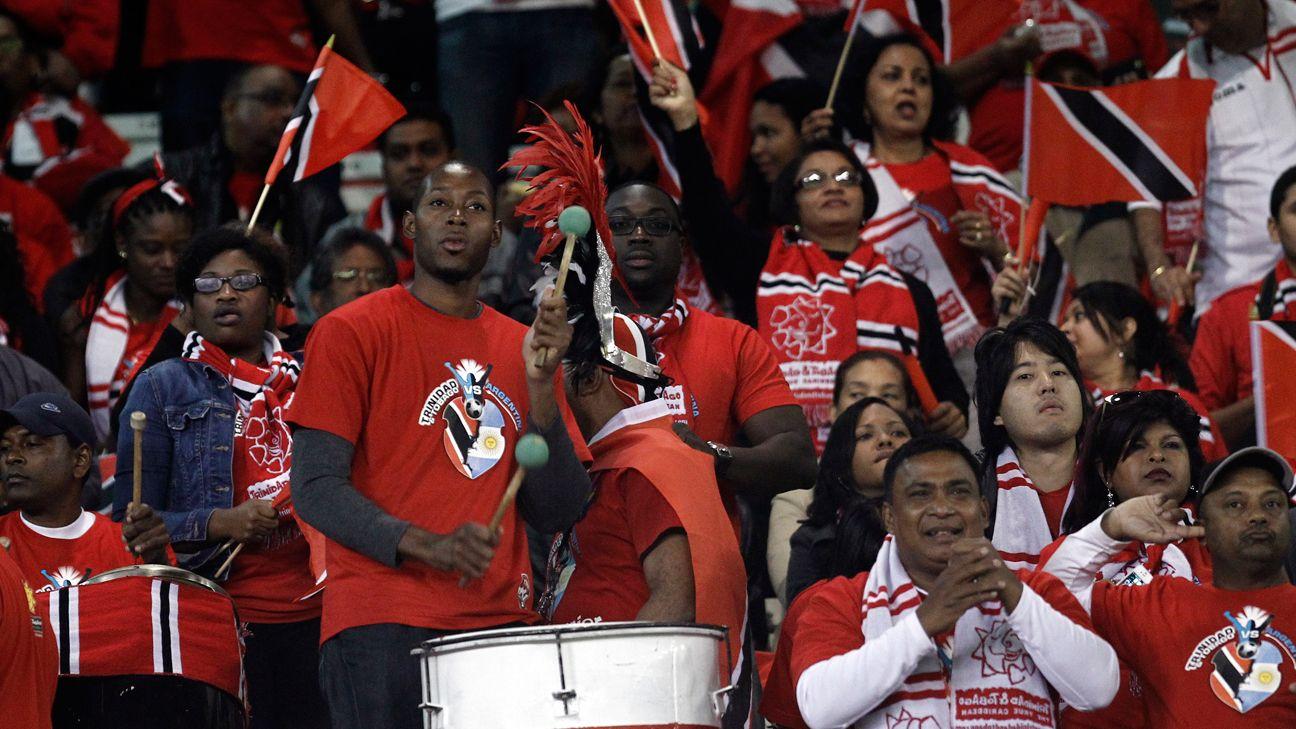 Trinidad fans