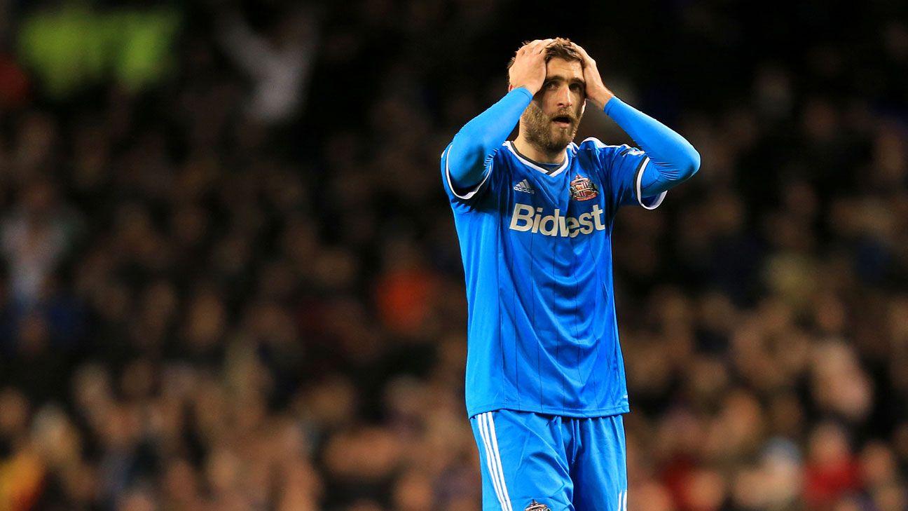 Danny Graham Sunderland woe