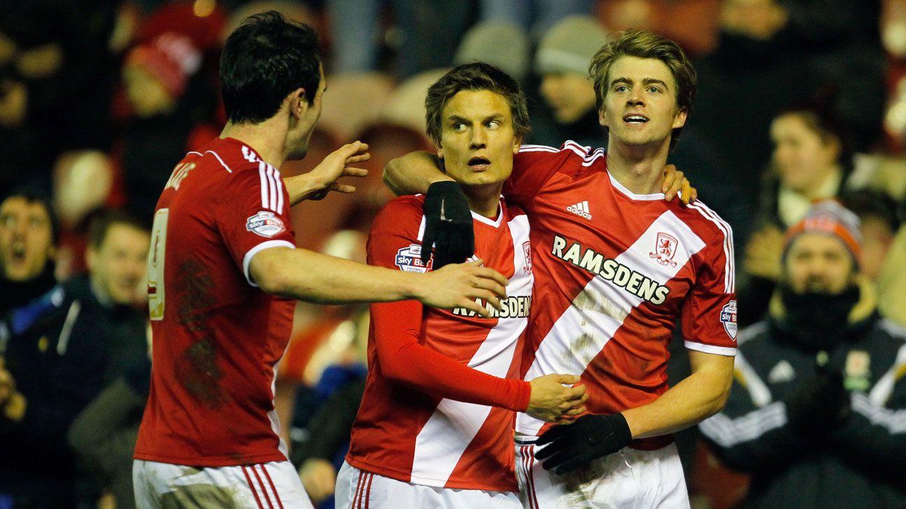 Garcia Kike Middlesbrough Millwall celeb