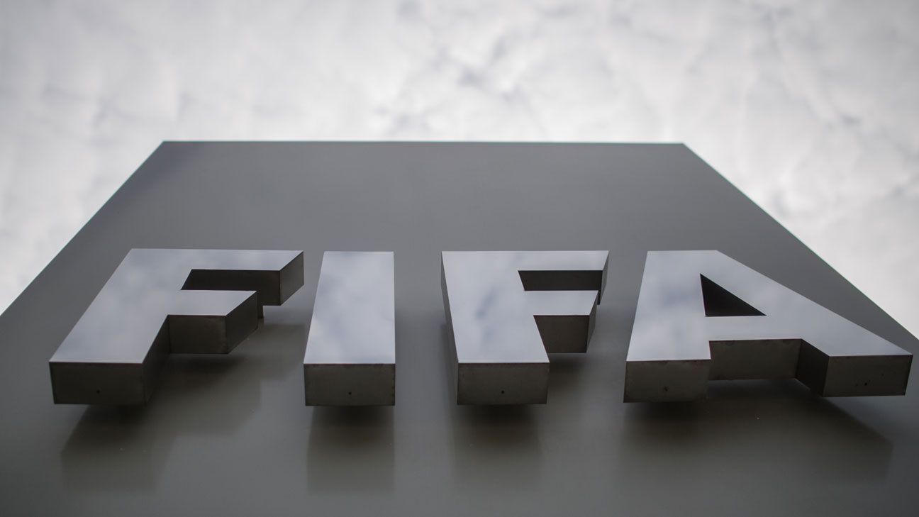 Generic FIFA logo
