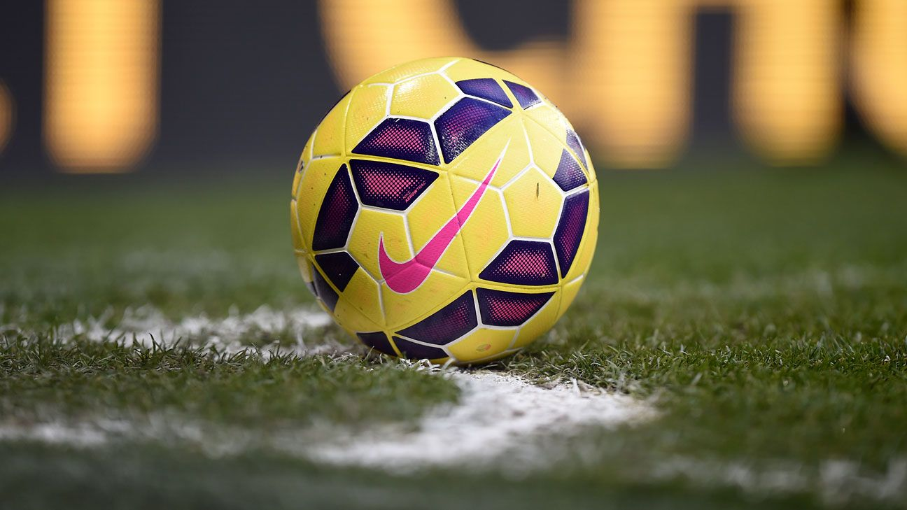 Generic Premier League winter football ball