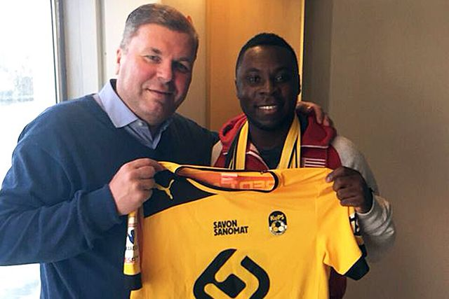 Freddy Adu signs for KuPS