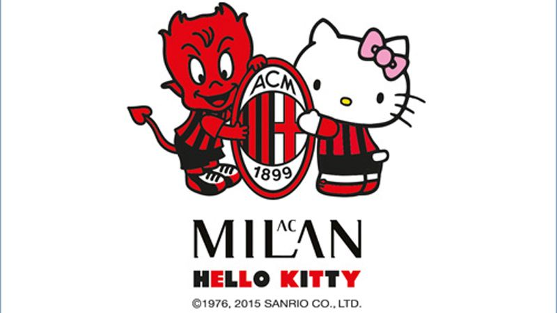Milan Hello Kitty