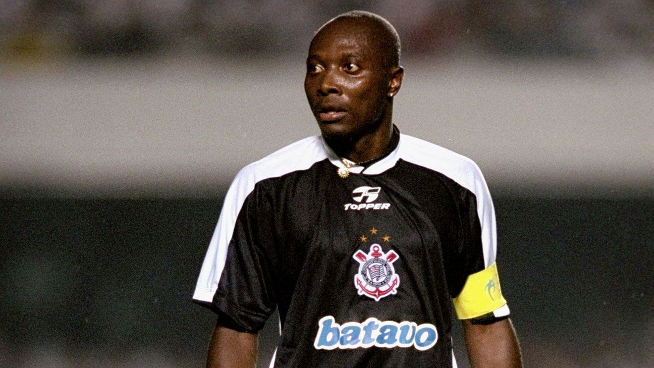 Freddy Rincon Corinthians 2000