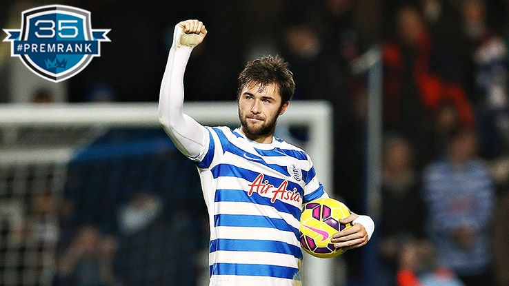 Charlie Austin Premier League rank