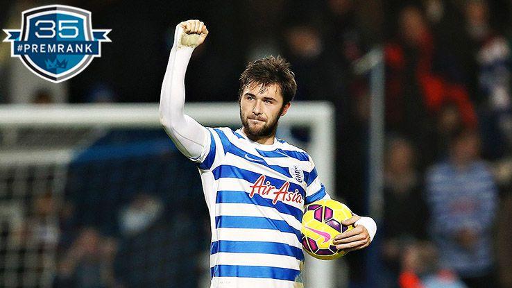 Charlie Austin Premier League rank