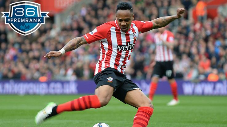 Nathaniel Clyne Premier League rank