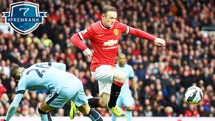 Wayne Rooney Premier League