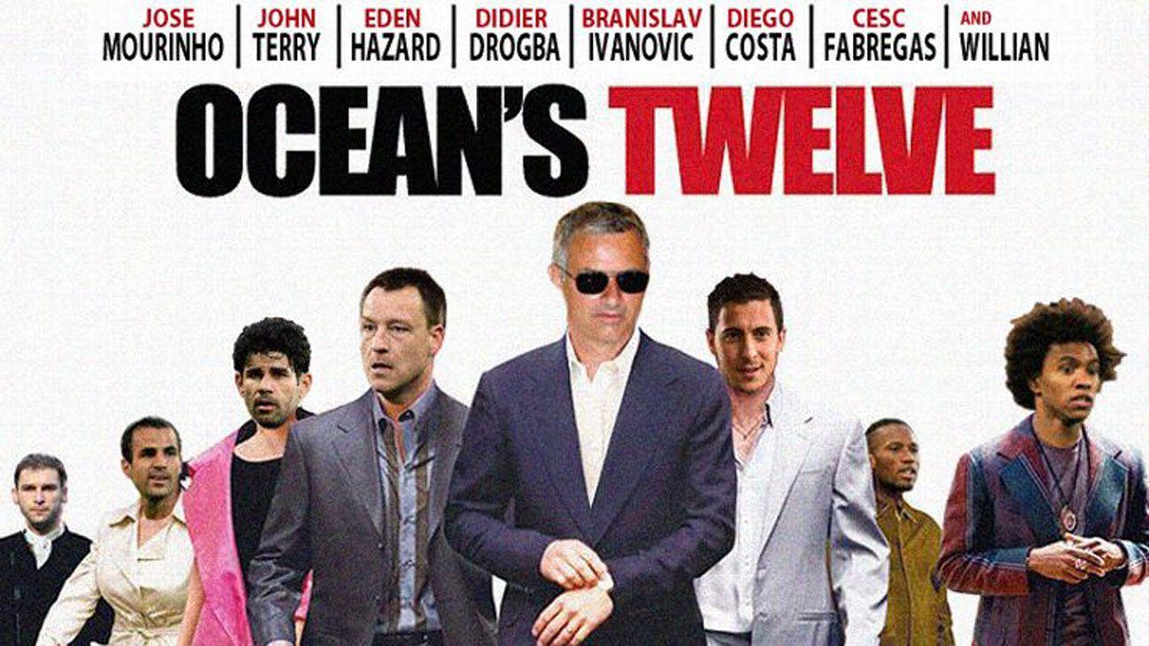 Ocean Twelve Toe Poke