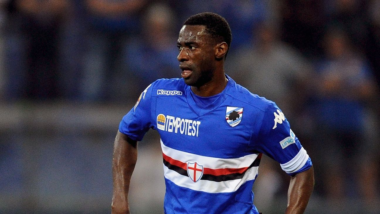 Pedro Obiang of Sampdoria
