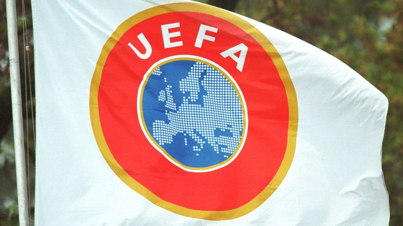 UEFA Detail: UEFA Says It Will Publish Details Of Leading Officials