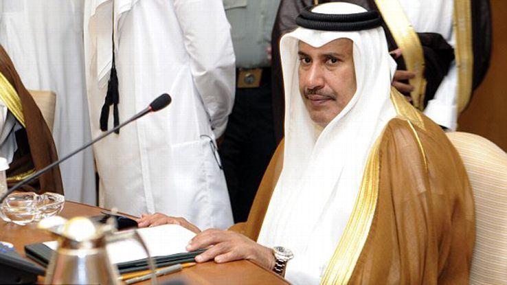 Sheikh Hamad bin Jassim bin Jaber Al Thani,