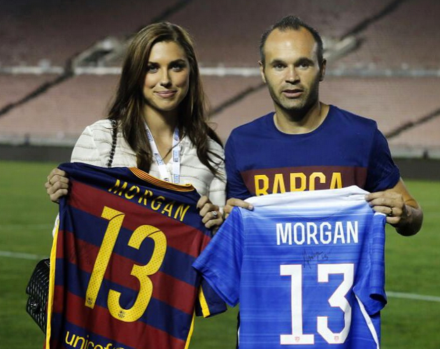Morgan Iniesta