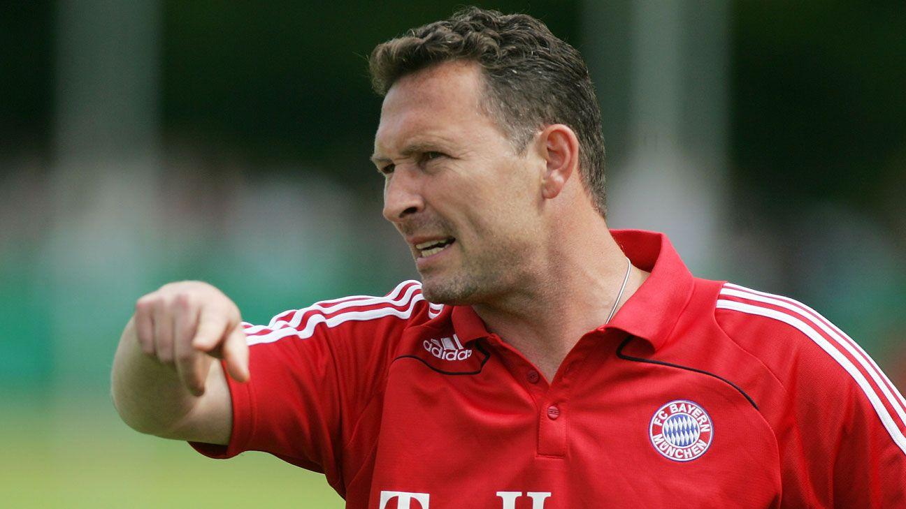 Stephan Beckenbauer Bayern Munich