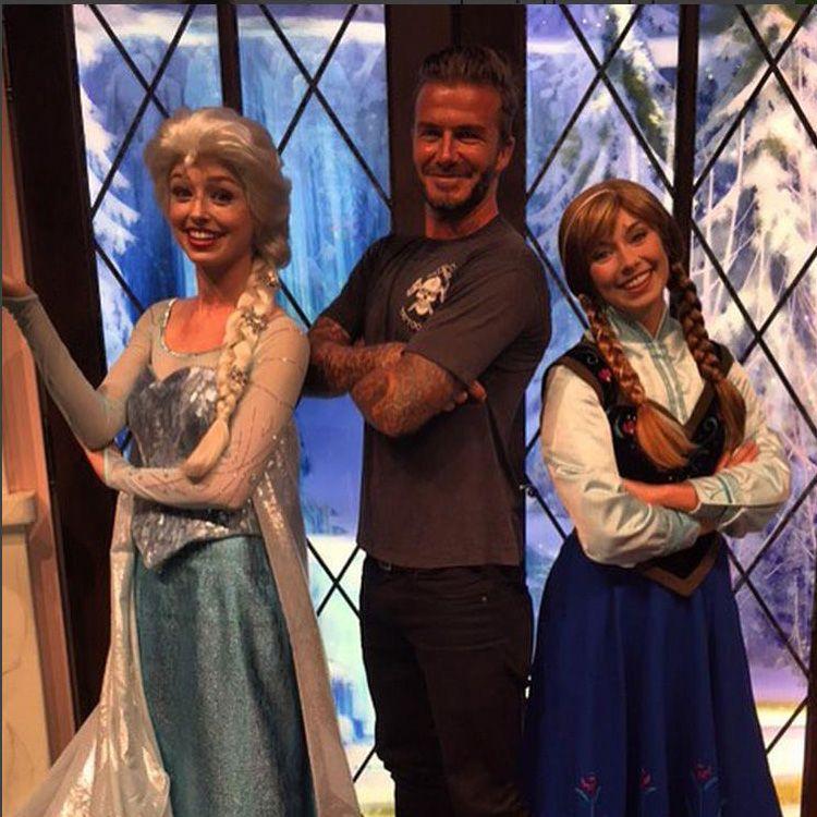 Beckham Disney