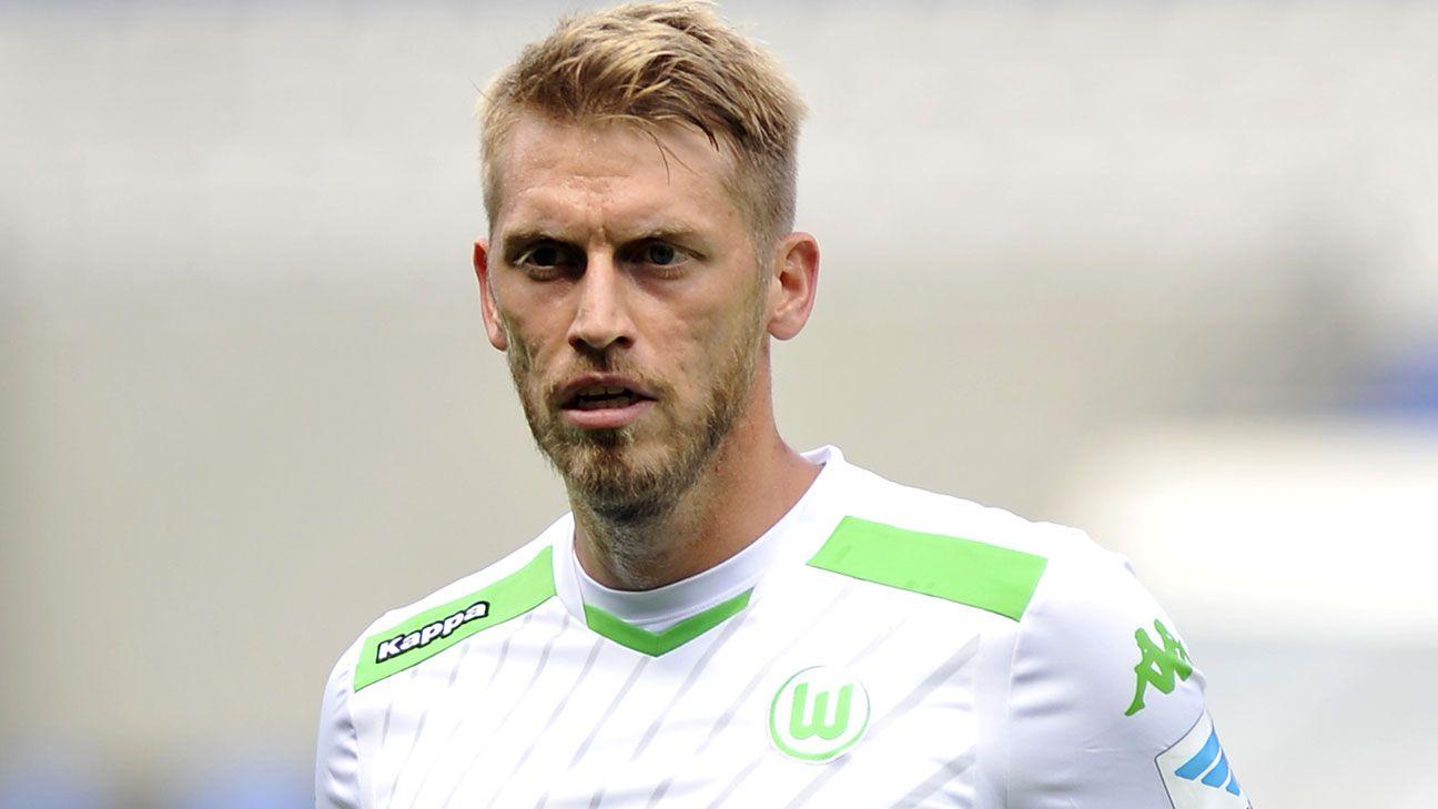 Aaron Hunt Wolfsburg